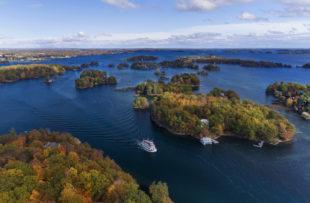 1000 islands lunch cruise 5 - Jonview