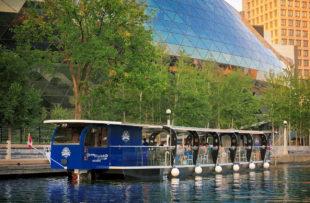 Ottawa Canal Cruise JV1