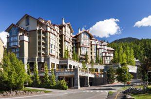 Westin Resort Whistler Exterior JV