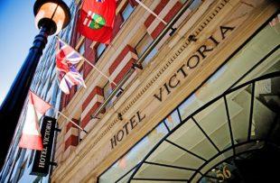 Hotel Victoria exterior - Jonview