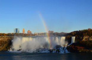 American falls - pixabay