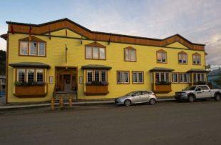 Aurora Inn exterior 1 - JV