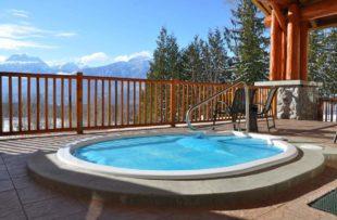 Coast Hillcrest - outdoor tub - JV