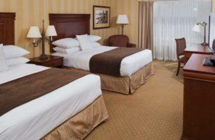 Doubletree - standard room - JV