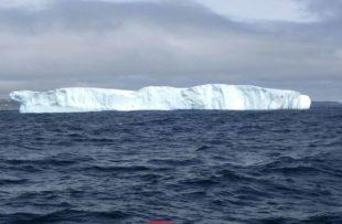 Iceberg tours - CV