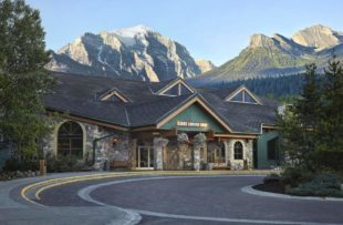 Lake Louise Inn - exterior - JV
