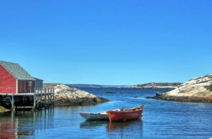 Peggy's Cove - pixabay - Copy