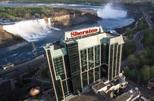 Sheraton on the Falls - exterior