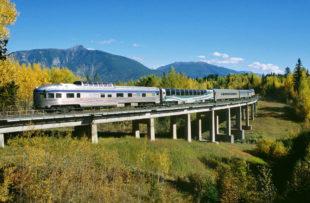 Skeena 2 - via rail