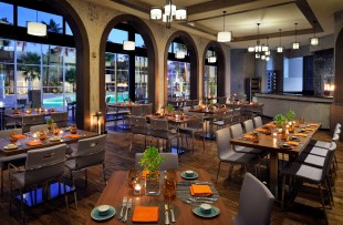 IL Terrazzo Amman Restaurant with View