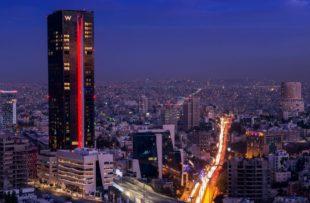 W Amman exterior