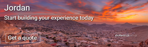 Jordan holidays tours