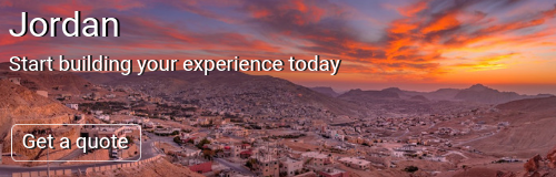 Jordan holiday tours