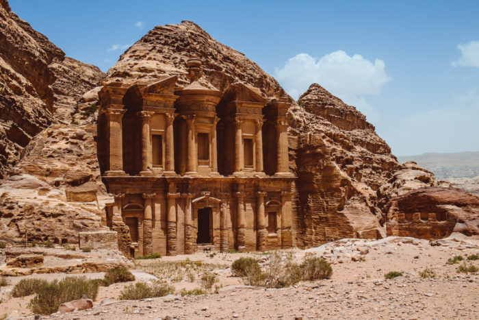 holidays in Petra
