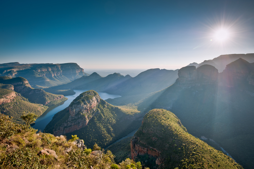 popular holiday destinations South Africa