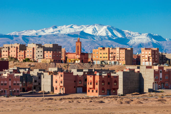 Morocco family holidays