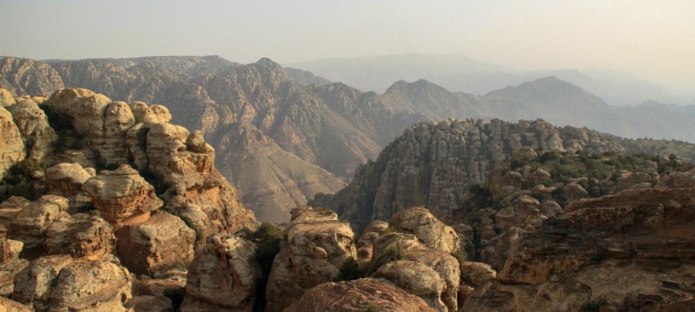 Jordan trekking holidays