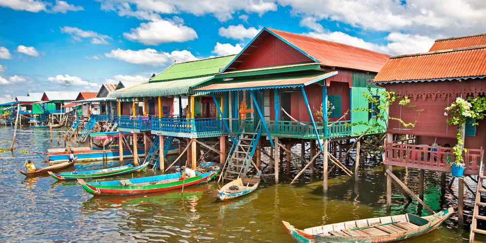 Cambodia holiday itinerary