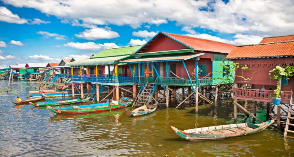 Cambodia holiday itinerary