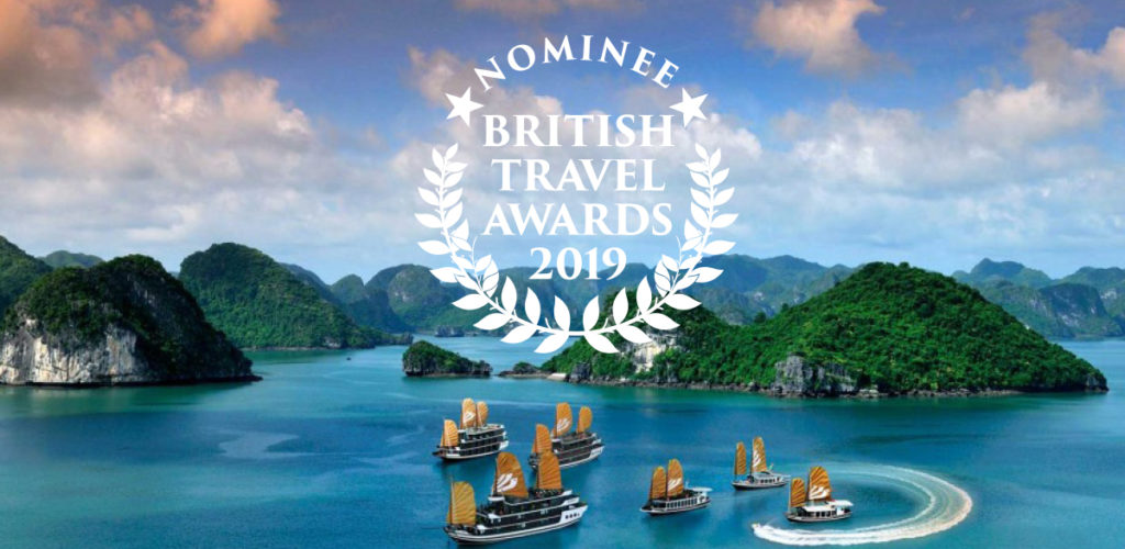 Holiday Architects British Travel Awards Nomination