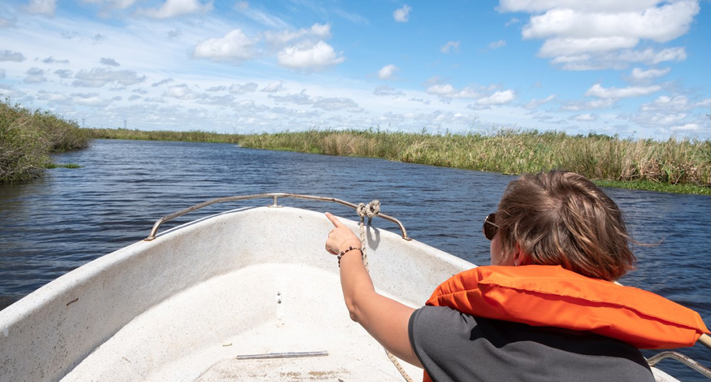 Ibera wetlands boat tour things to do in argentina
