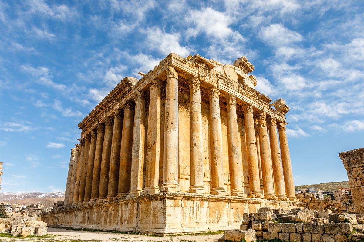 Ancient Civilisations of Lebanon Baalbek
