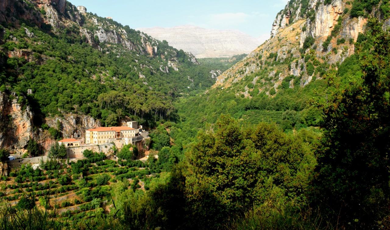 Qadisha Hiking Lebanon