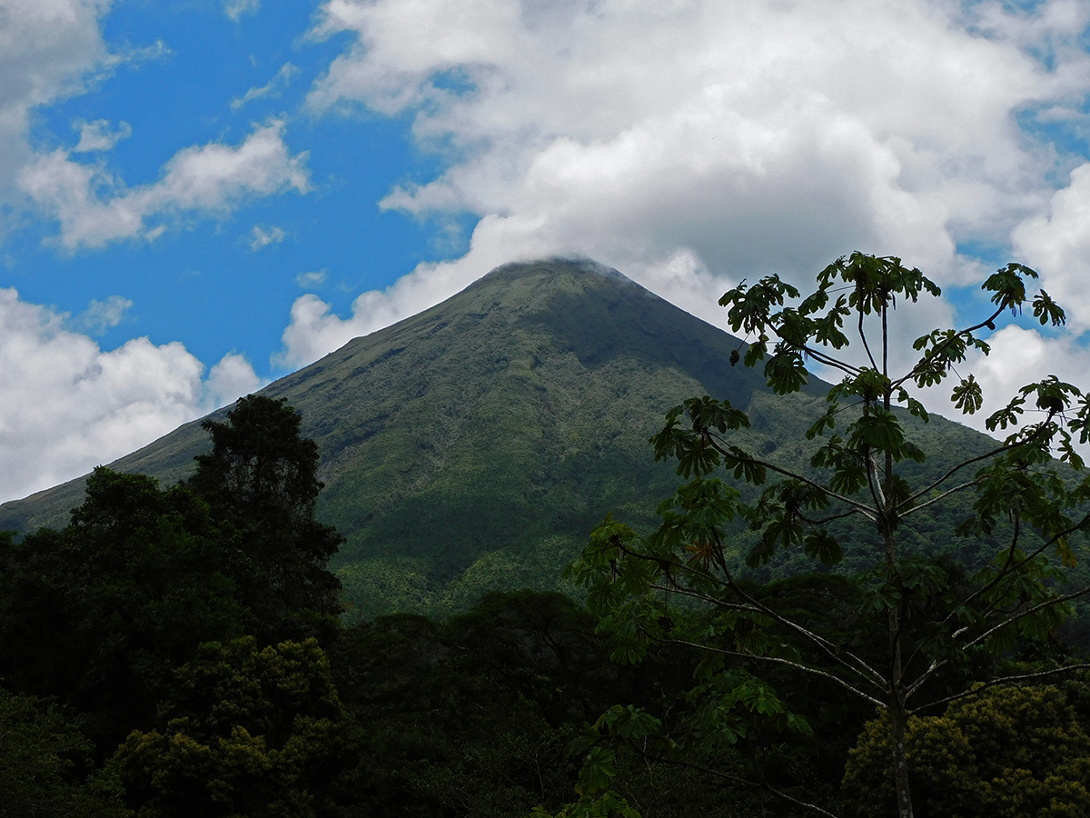 Arenal Volcano Hike Costa Rica