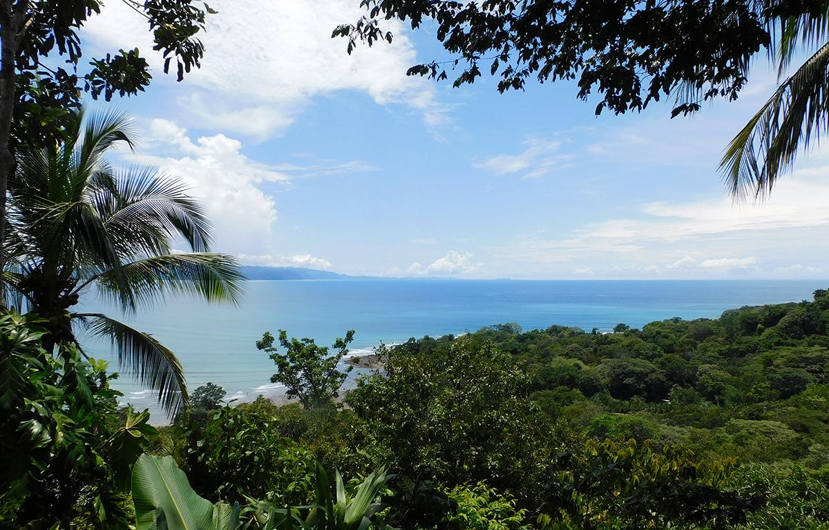 Osa Peninsula in Costa Rica
