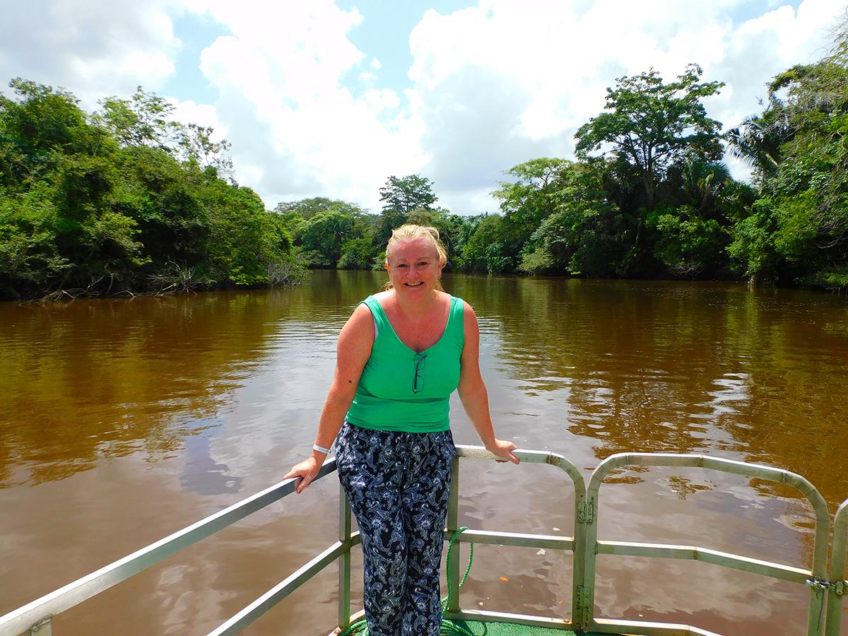 Dawn Costa Rica boat trip