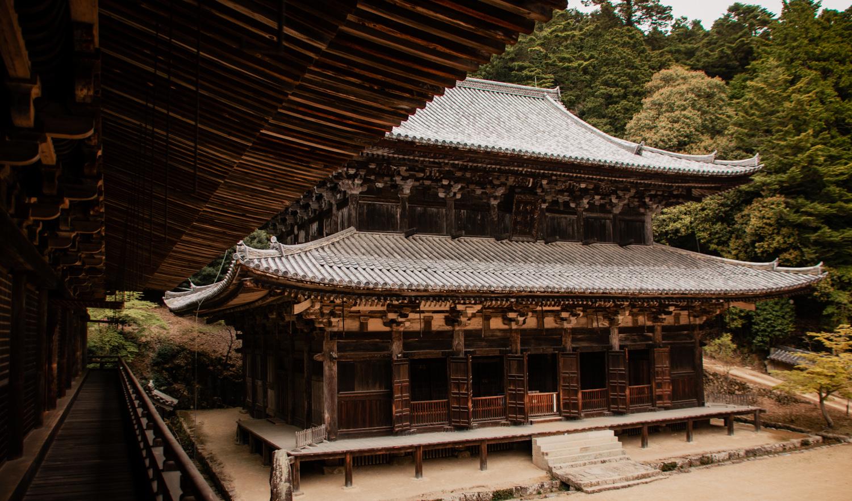 Engyo-ji Temple in Himeji Japan - the last samurai