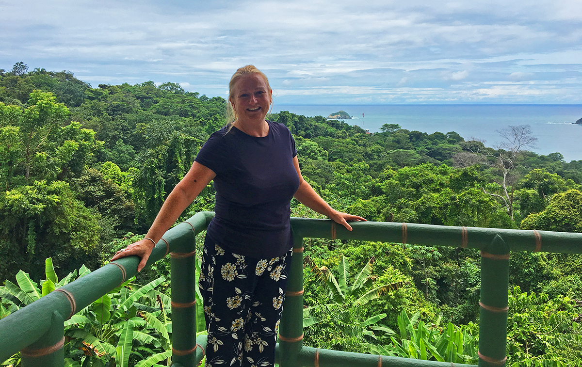 Dawn in Manuel Antonio National Park Costa Rica