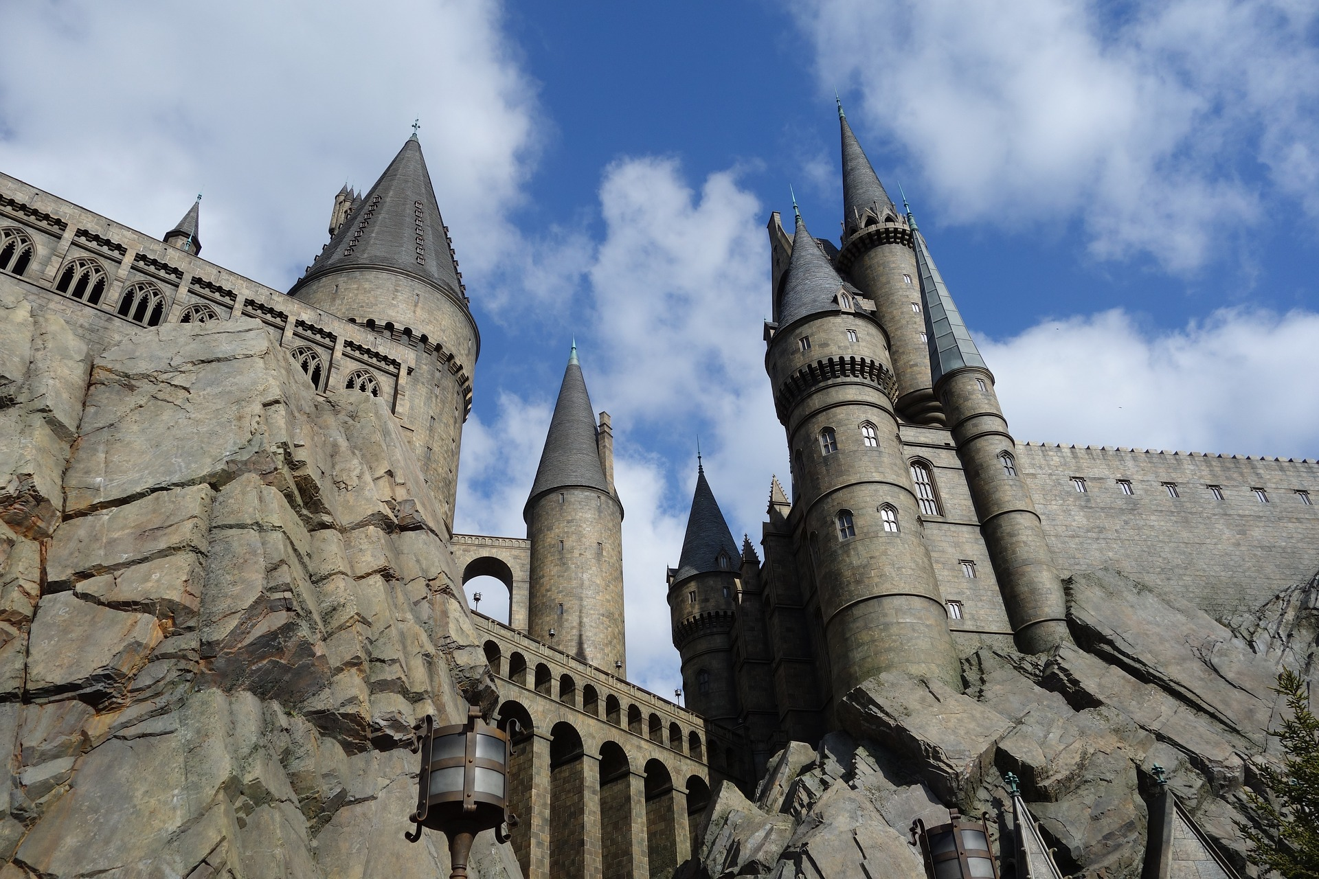 Harry Potter world universal studios Osaka Japan