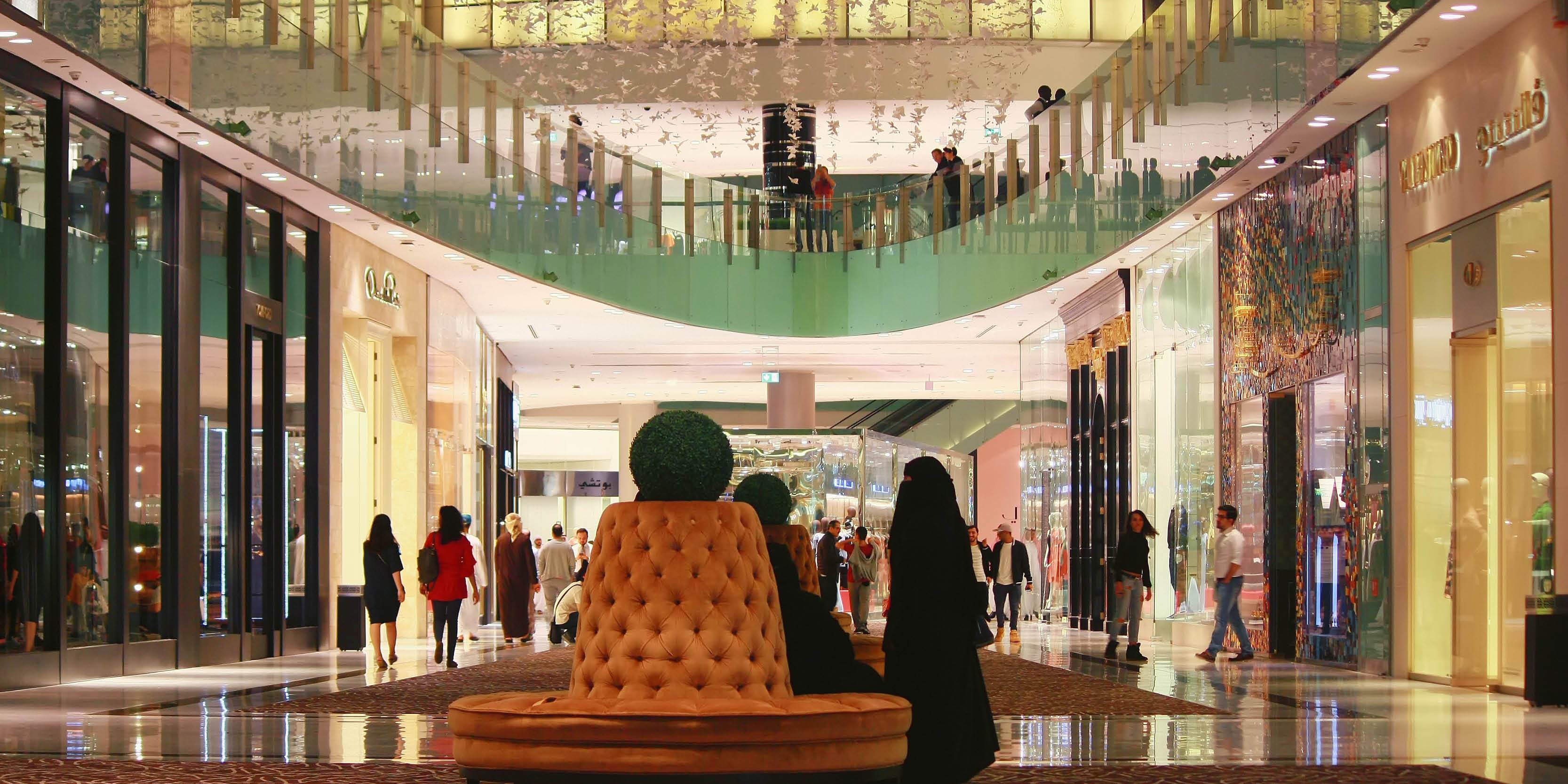 Dubai shopping - Last-minute holiday