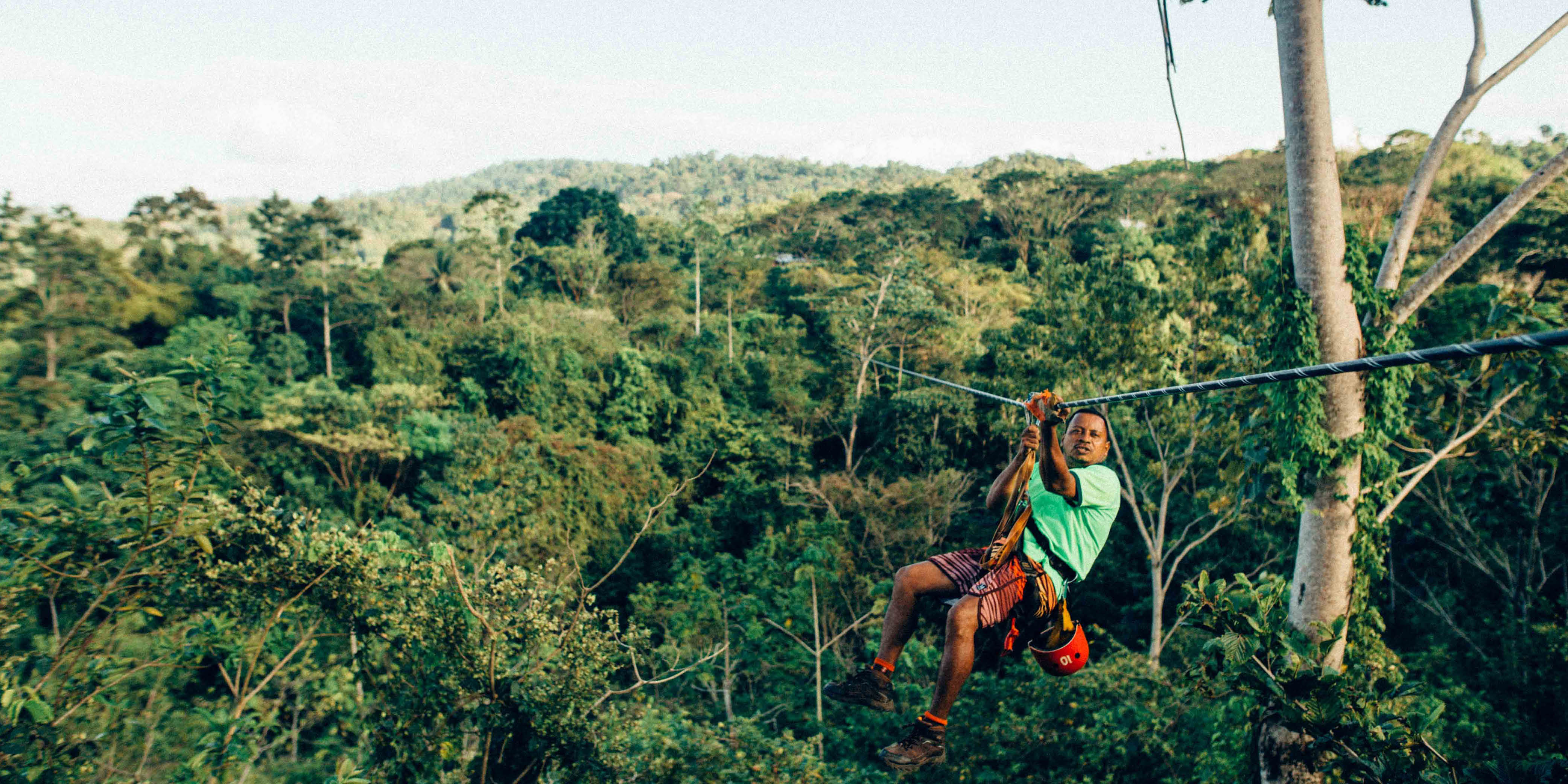 Zip lining in Arenal, Costa Rica 2021 holiday ideas