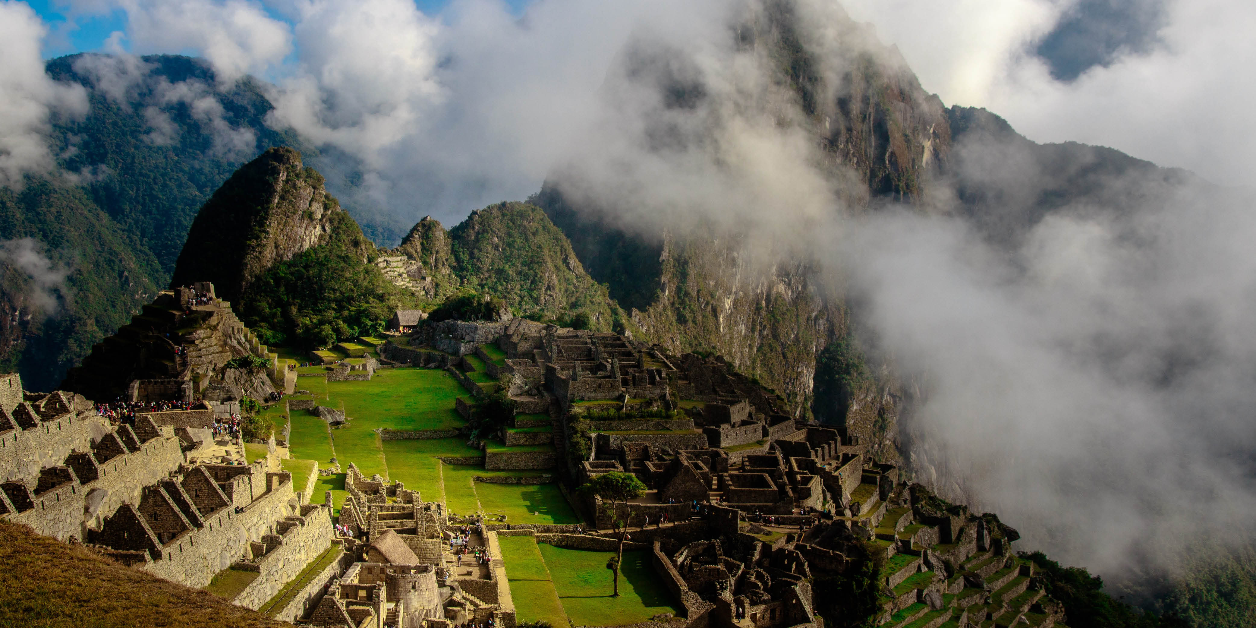 Machu Picchu peru with Holiday Architects - 2021 holiday ideas