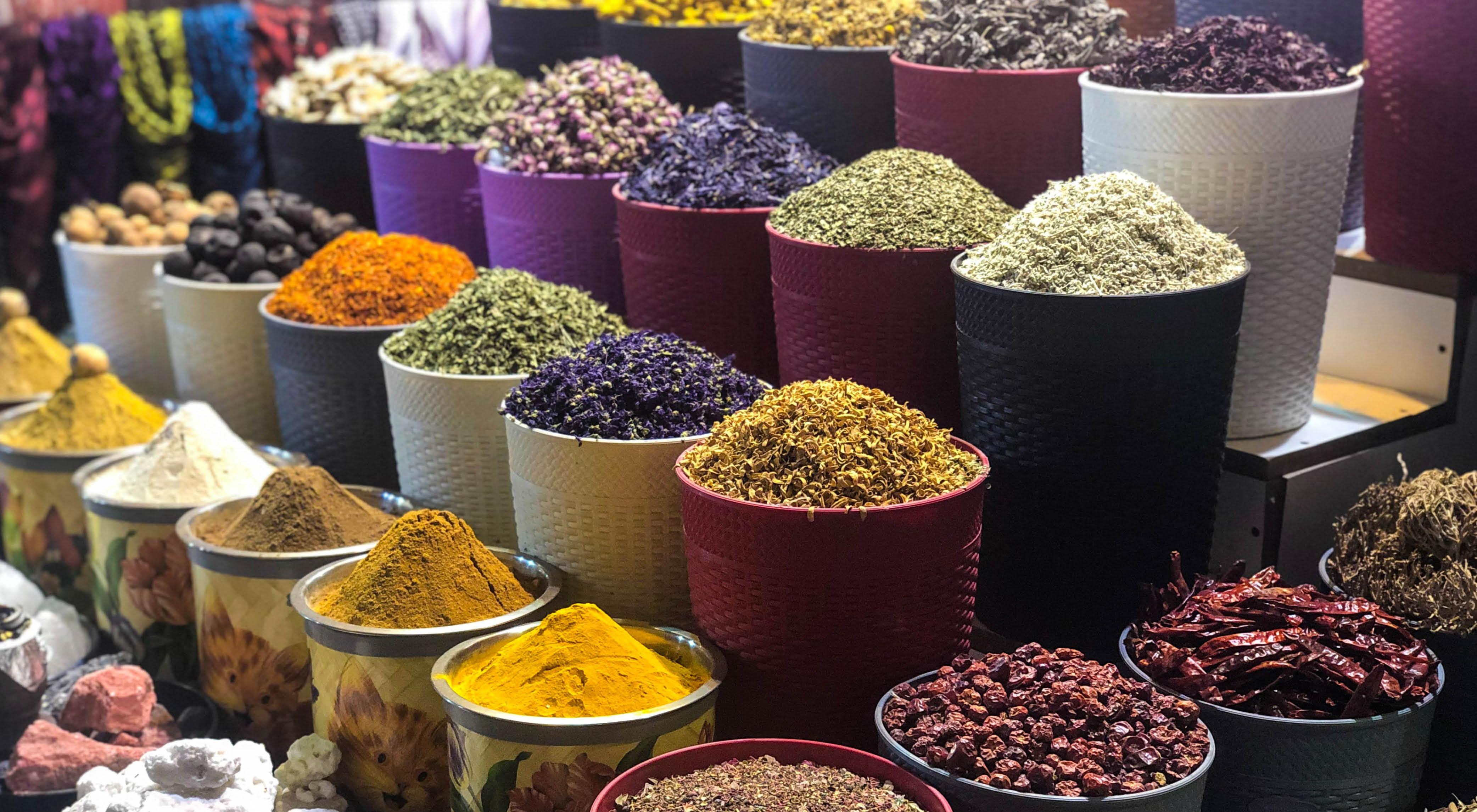 spice souks Dubai last minute getaway