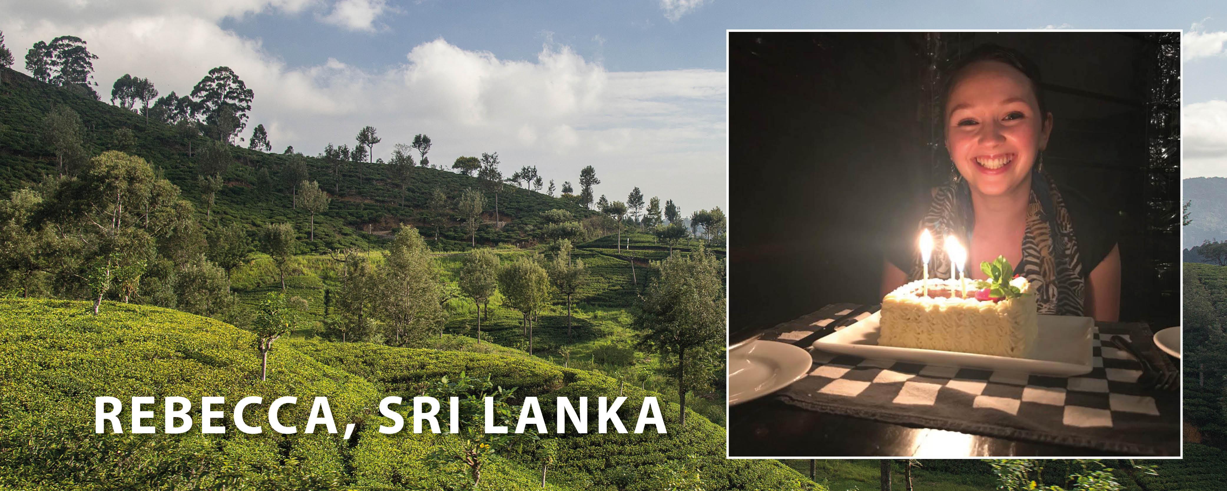 Rebecca Sri Lanka kindness