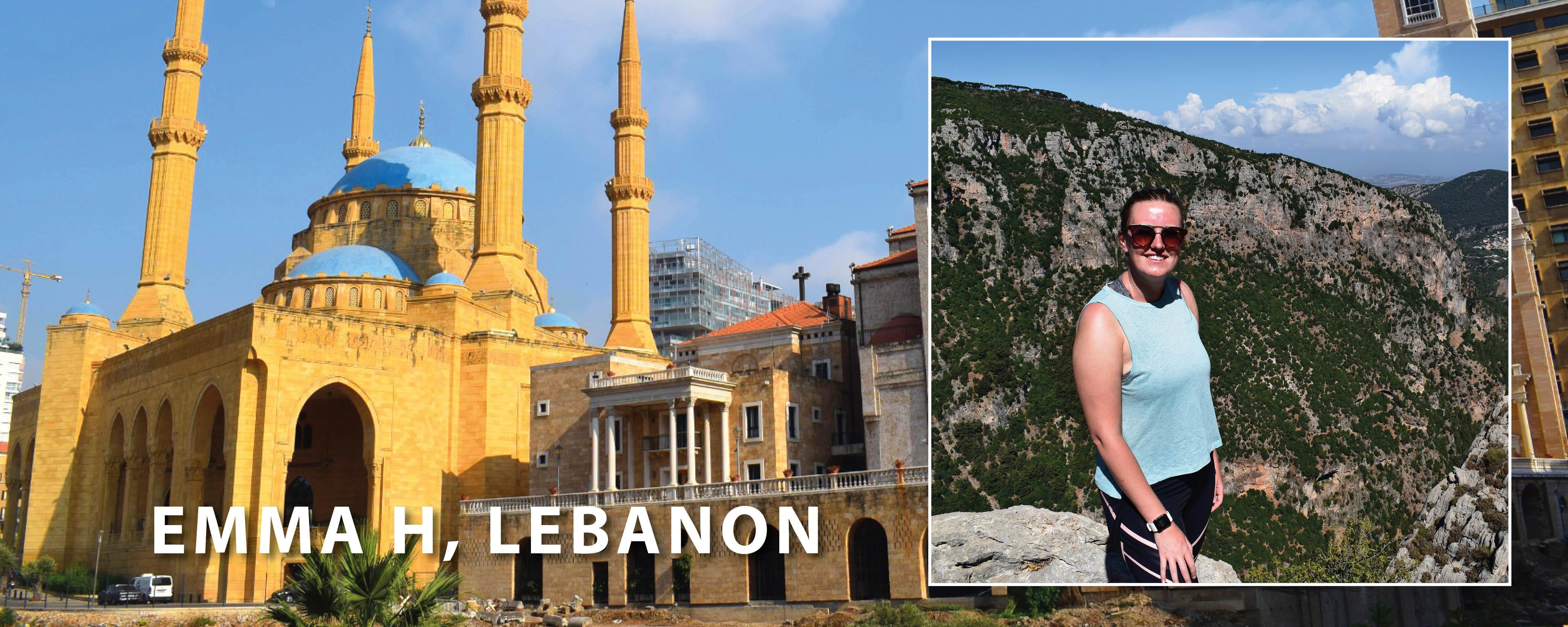 Higgo Lebanon kindness