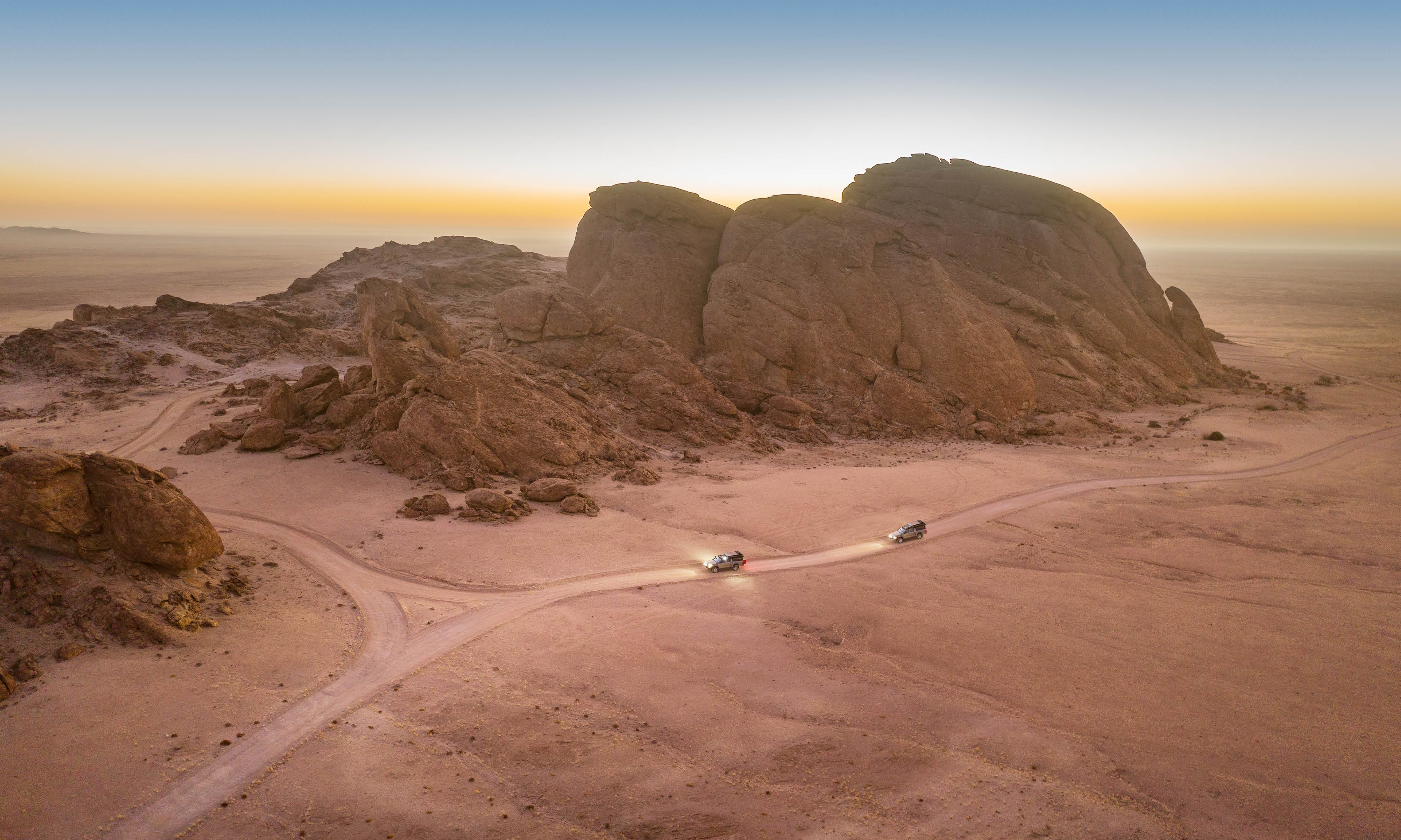 Self Drive adventure in Namibia