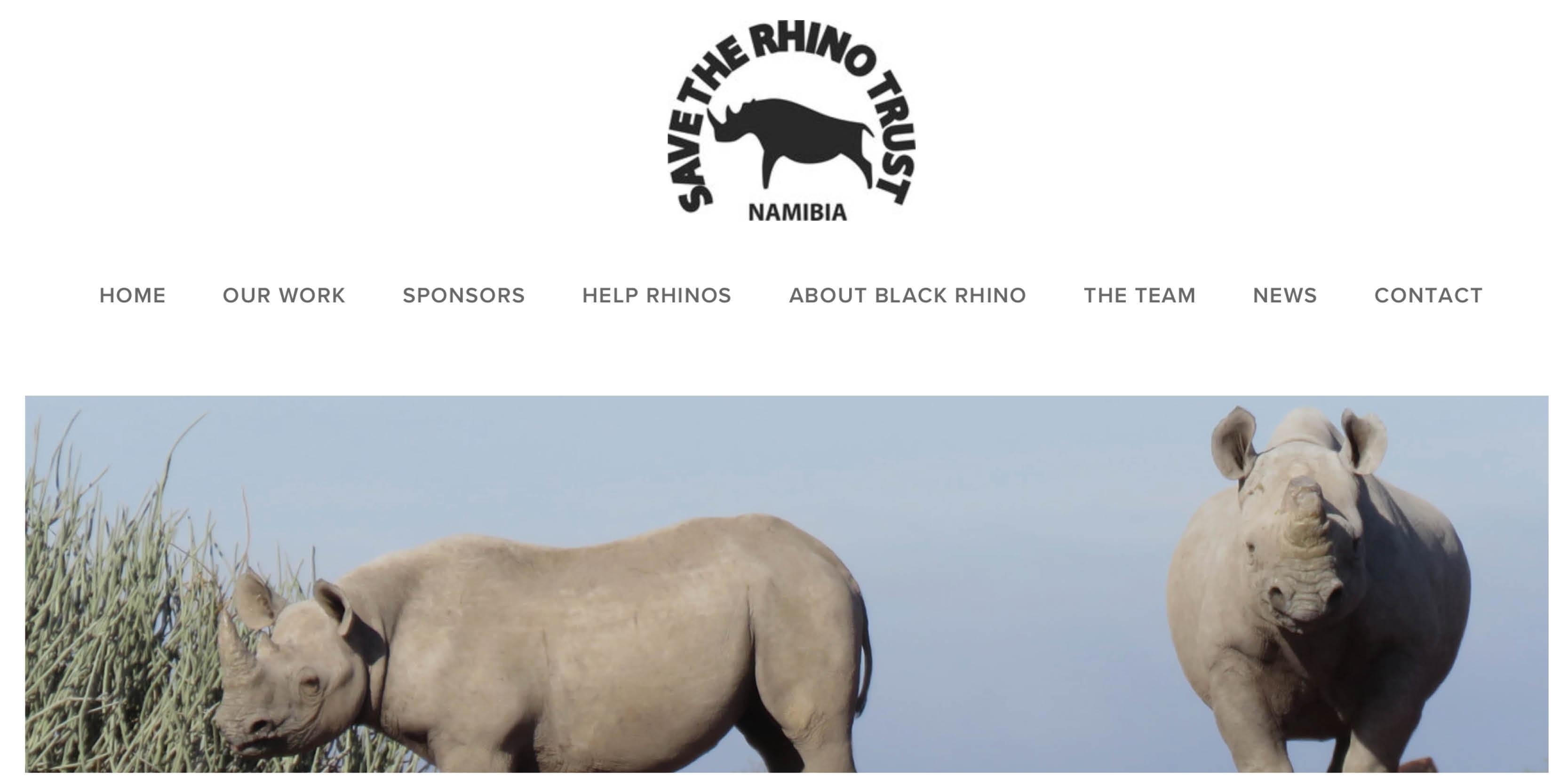 rhino trust