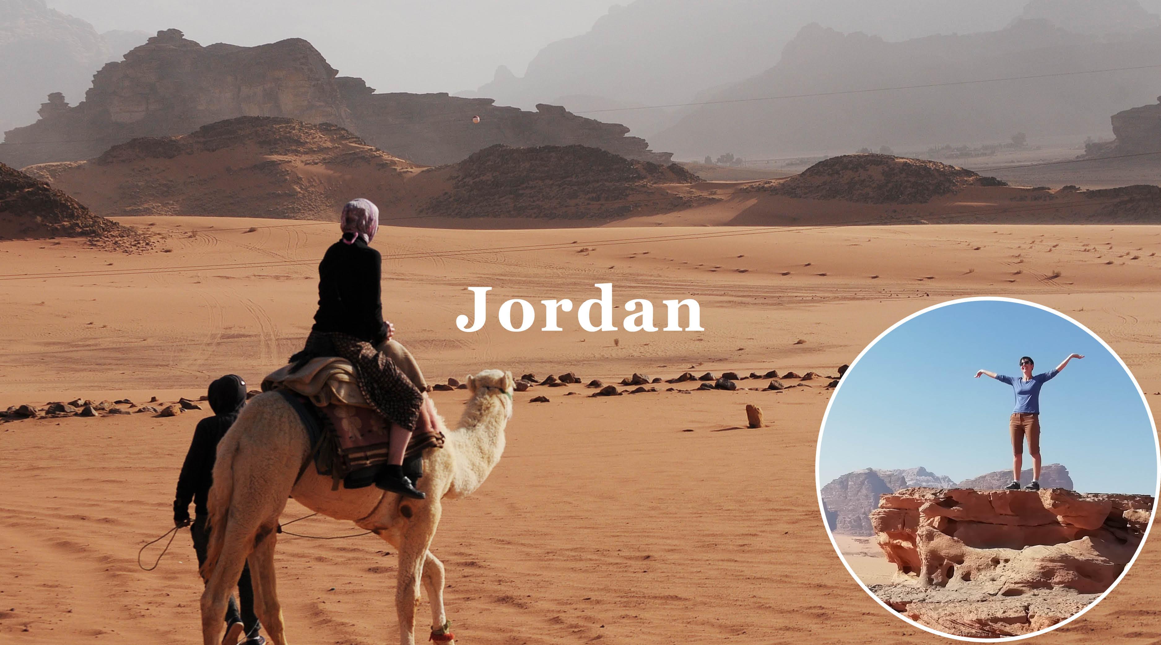 Jordan amber countries summer holiday with ha