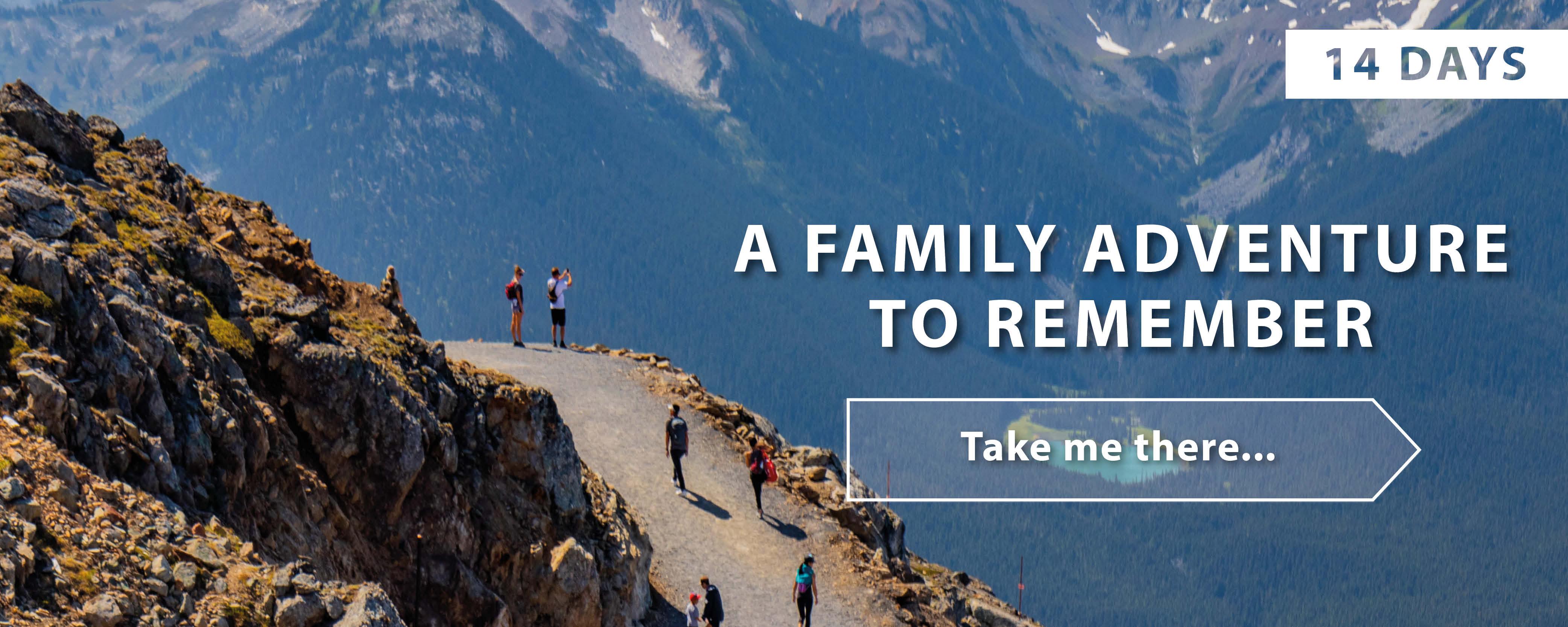 Canada holiday itinerary