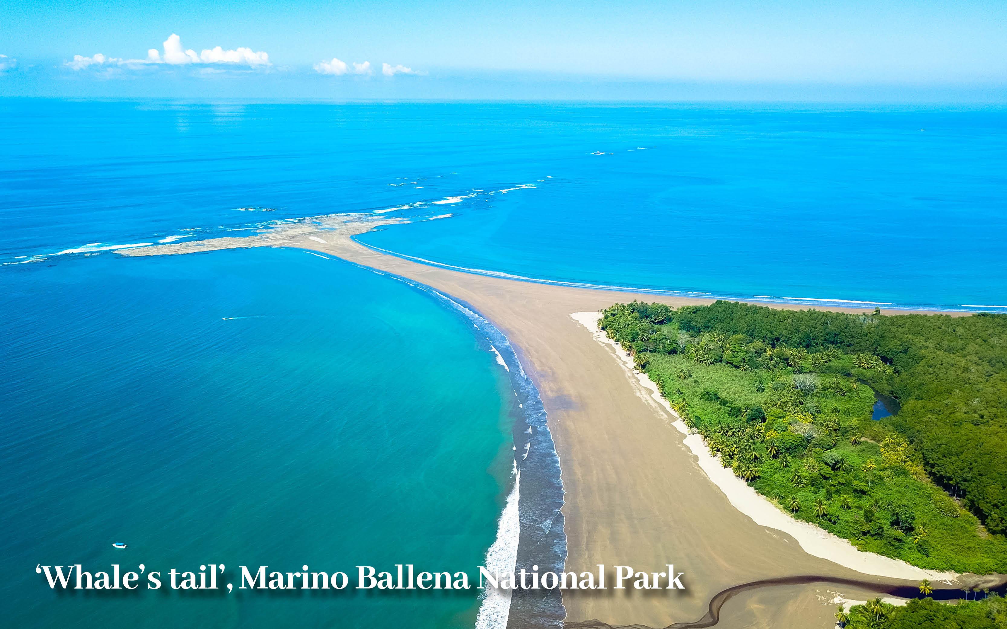 Costa Rica Relaxation holiday offer marino ballena