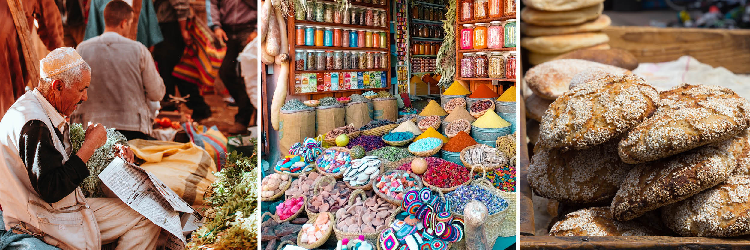 5 different things to do in Morocco