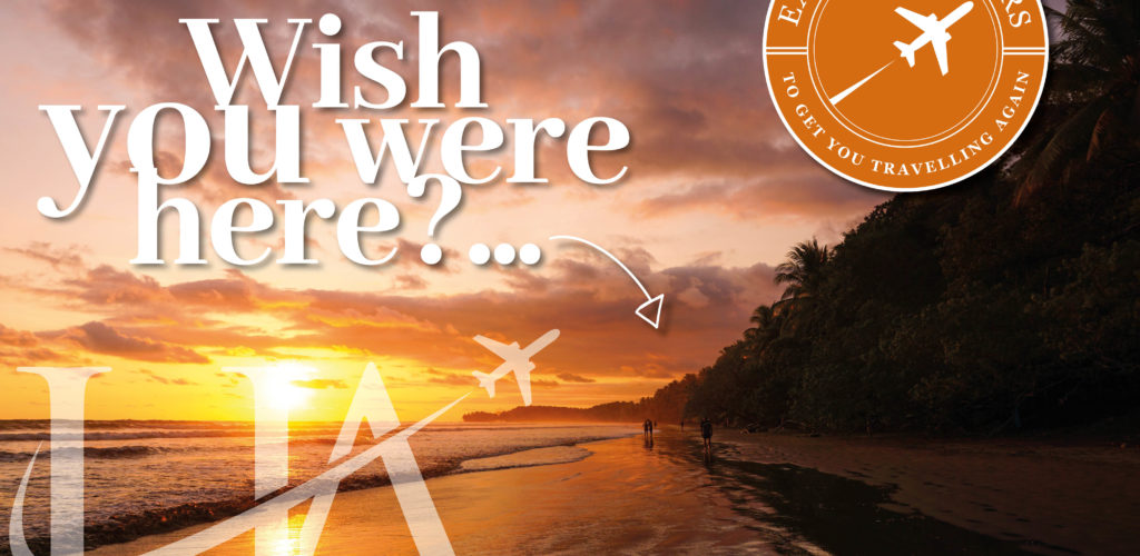 Wish you were here? Holiday offers
