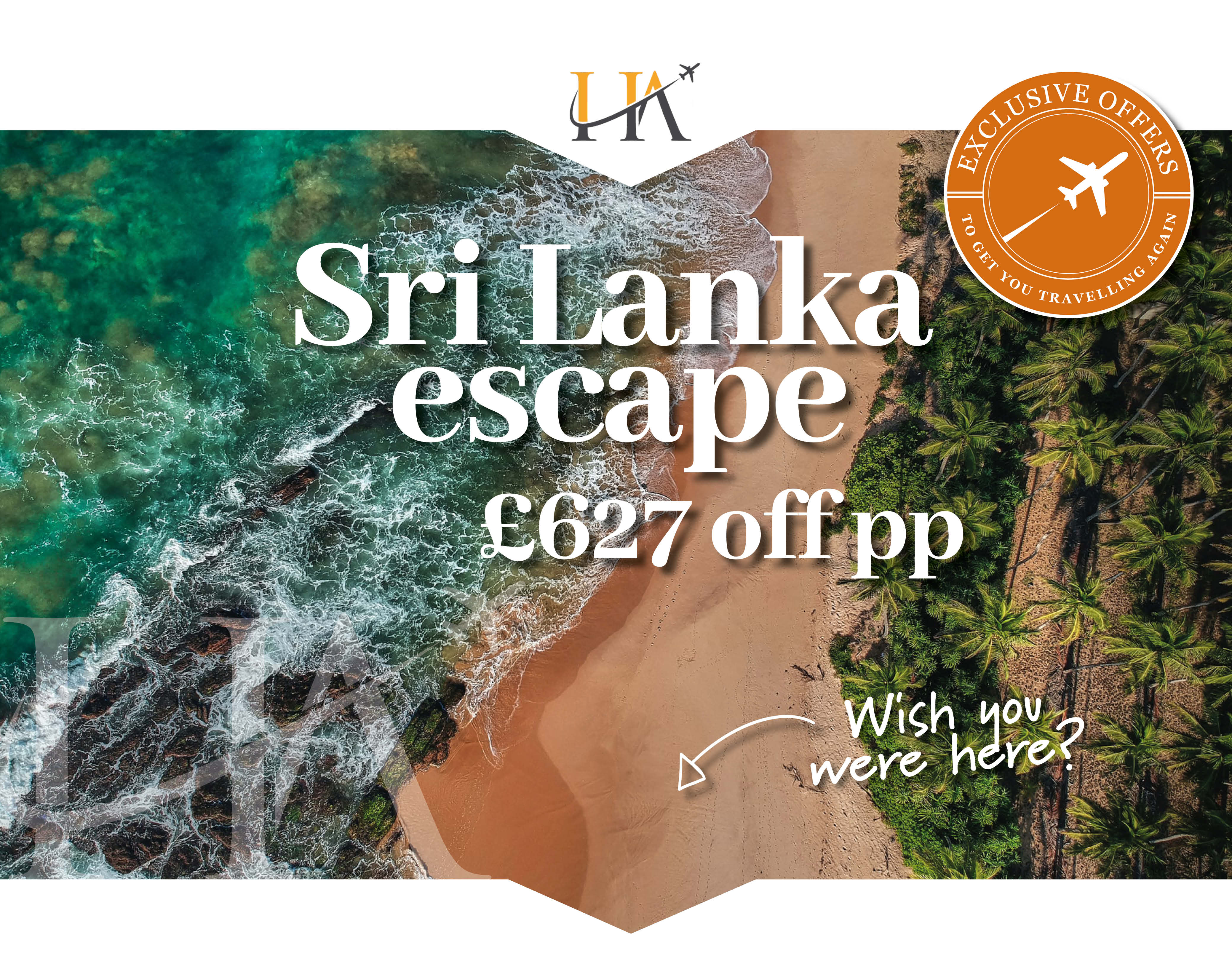 holiday offers Sri Lanka holiday offer