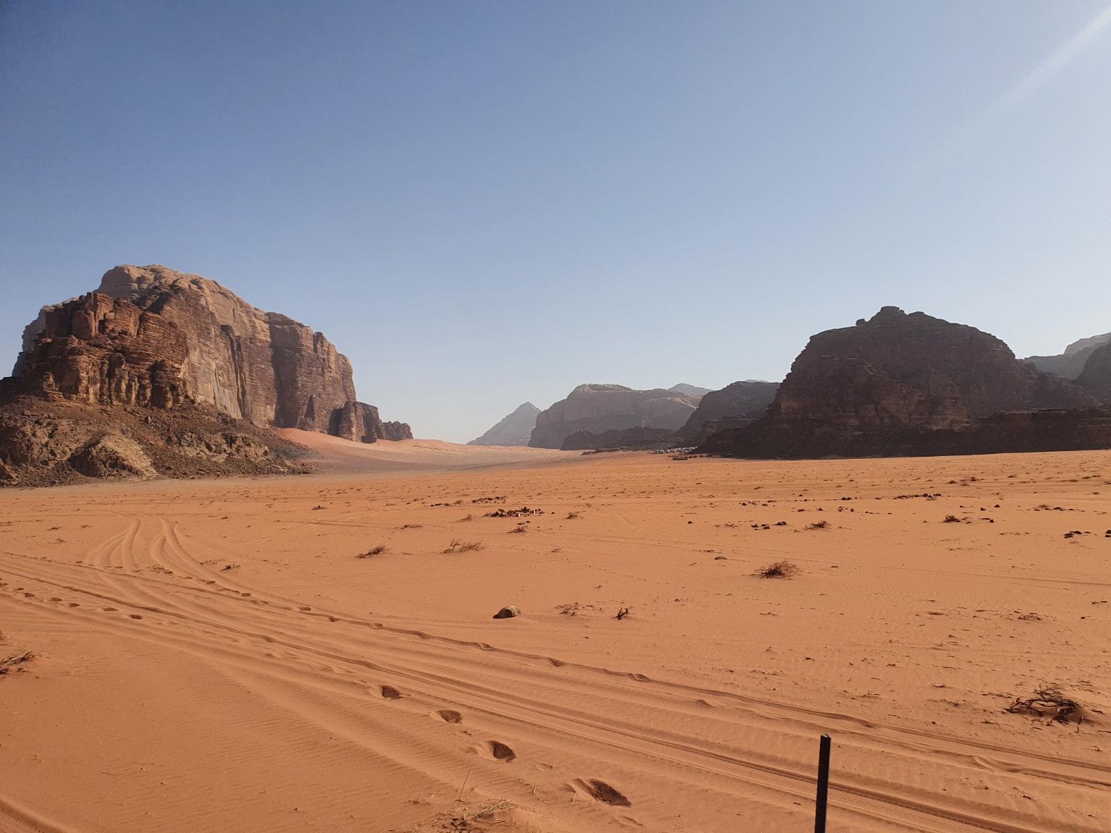 Wadi Rum Jordan holiday