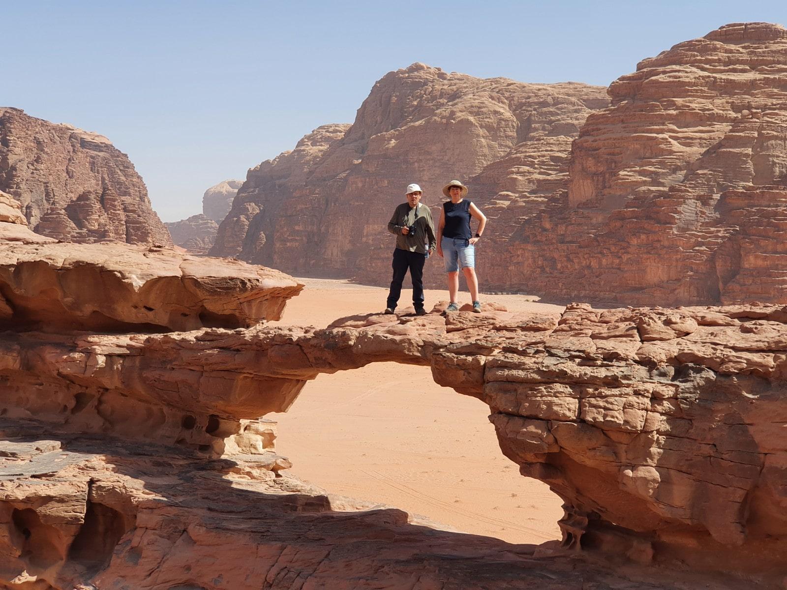 Wadi Rum Jordan holiday feedback