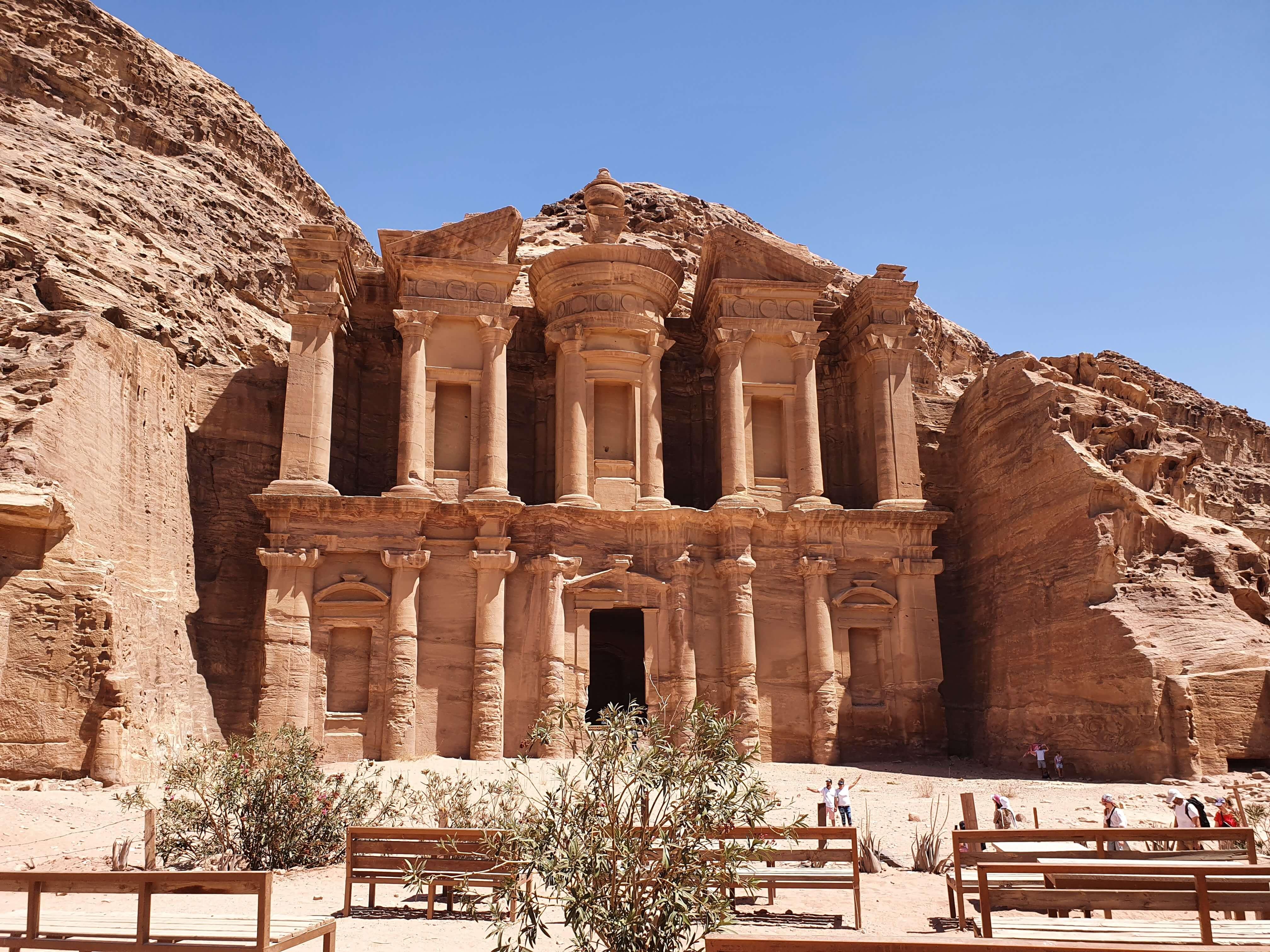 holiday in Jordan Petra